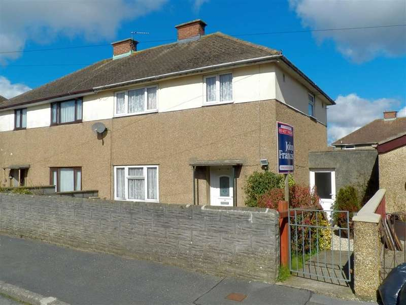 3 Bedrooms Property for sale in Walters Avenue, Merlins Bridge, Haverfordwest