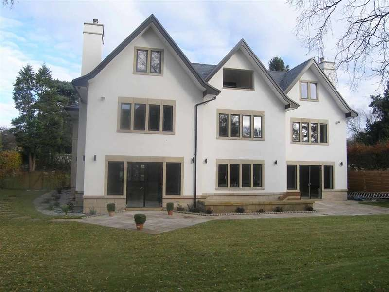 6 Bedrooms Detached House for rent in Stanhope Road, Bowdon, Bowdon Altrincham
