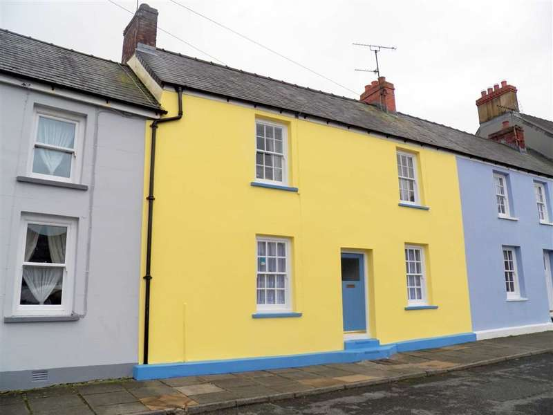 2 Bedrooms Property for sale in Dew Street, Haverfordwest