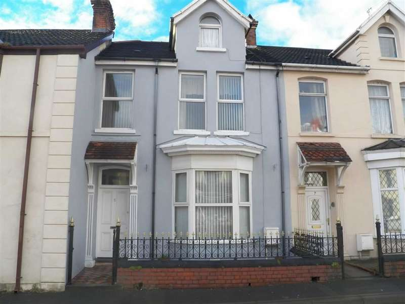 5 Bedrooms Property for sale in New Road, Llanelli