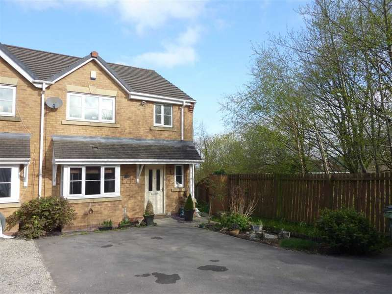 3 Bedrooms Property for sale in Hansby Close, Sandringham Park, Oldham