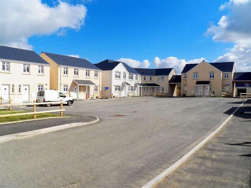 3 Bedrooms Property for sale in Moors Road, Pond Bridge, Haverfordwest