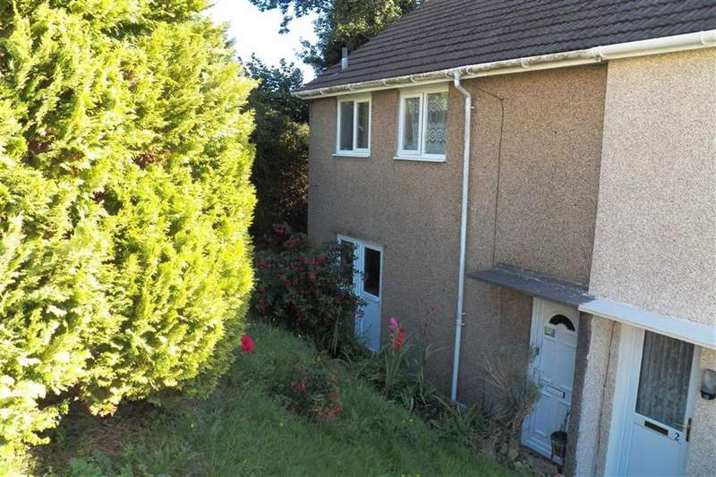 2 Bedrooms Semi Detached House for sale in Ross Avenue, Carmarthen