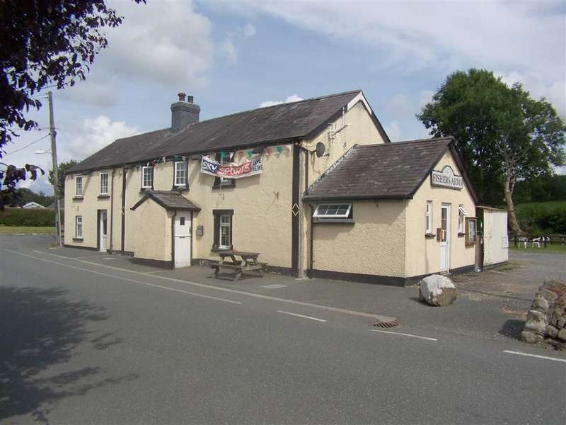 2 Bedrooms Pub Commercial for sale in Cellan, Lampeter, Ceredigion