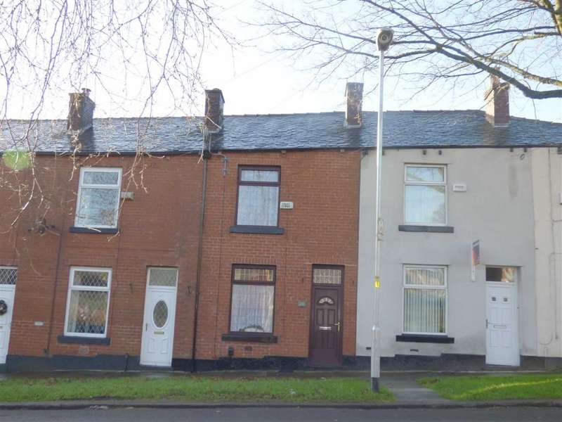 2 Bedrooms Property for sale in Chatsworth Street, Syke, Rochdale, Lancashire, OL12