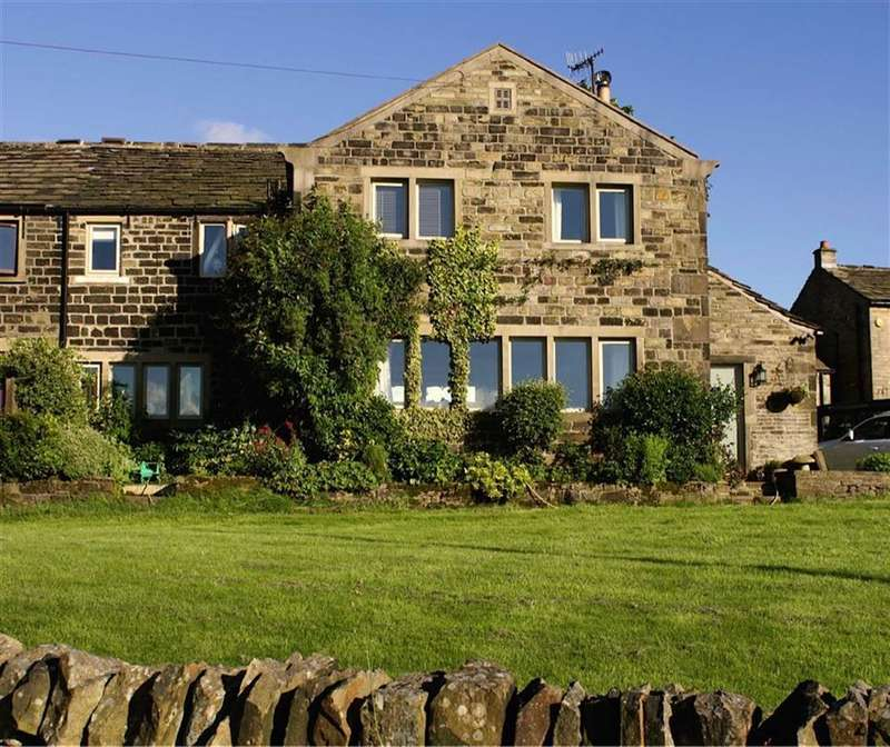 4 Bedrooms Property for sale in Top Of The Hill, Lingards Road, HUDDERSFIELD, West Yorkshire, HD7