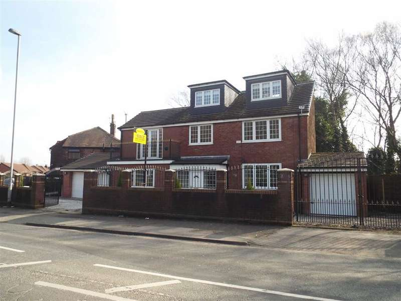 5 Bedrooms Property for sale in Sheepfoot Lane, Prestwich