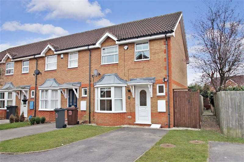 3 Bedrooms Property for sale in Witham Croft, Hillfield, Solihull