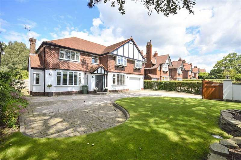 5 Bedrooms Property for sale in Manor Road, Cheadle Hulme, Cheadle