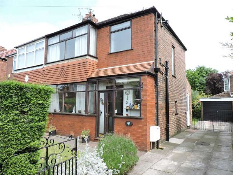 3 Bedrooms Property for sale in Ilfracombe Road, Stockport
