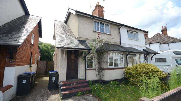 2 Bedrooms Semi Detached House for sale in High Street, Old Woking