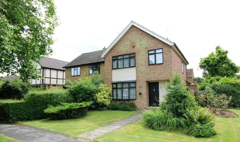 3 Bedrooms Detached House for sale in Park Avenue, Hutton