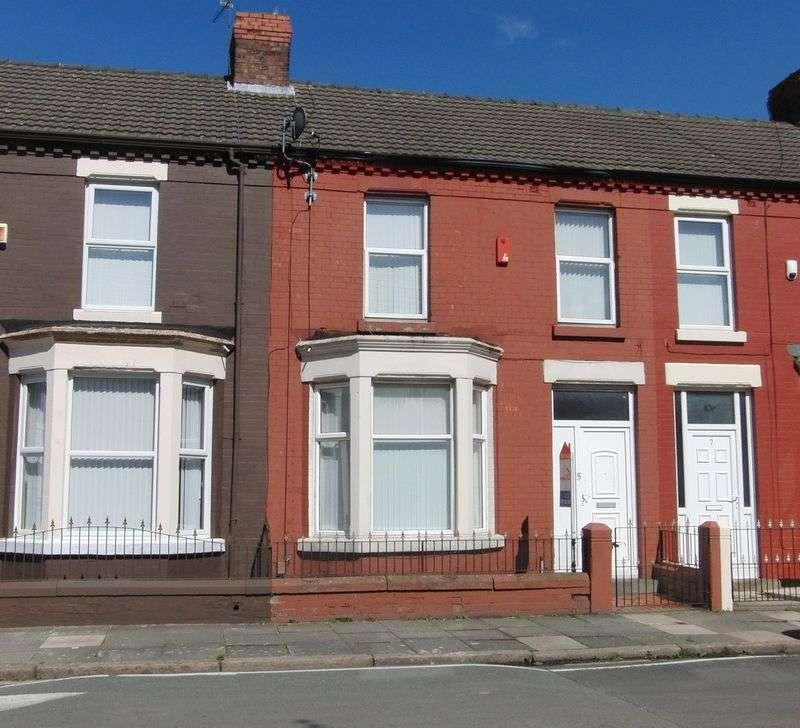 3 Bedrooms Terraced House for sale in Hazeldale Road, Walton, Liverpool