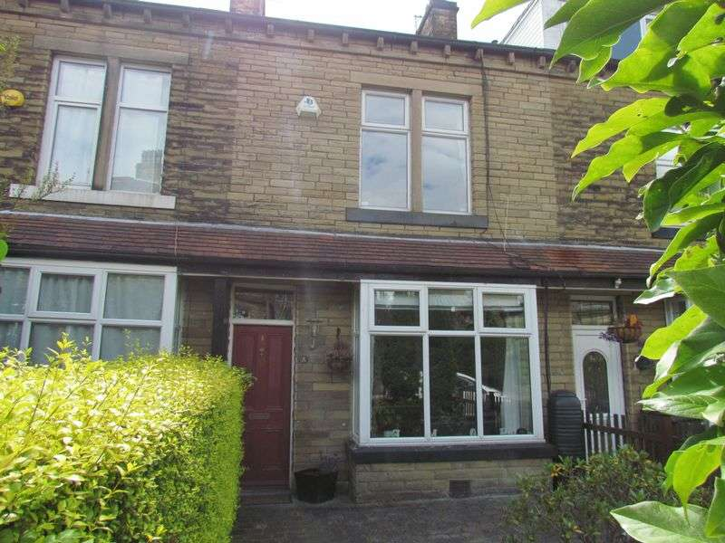 3 Bedrooms Terraced House for sale in Bromley Road, Bingley
