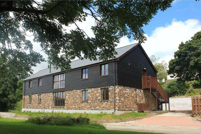 1 Bedroom Flat for sale in Ruan Lanihorne, Nr Tregony