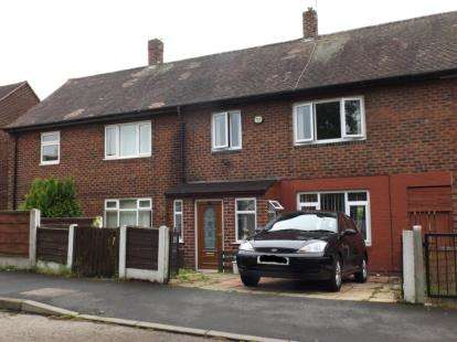3 Bedrooms Terraced House for sale in Colshaw Road, Manchester, Greater Manchester