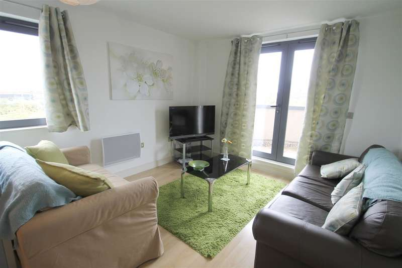 2 Bedrooms Property for sale in The Water Quarter, Galleon Way, Cardiff Bay