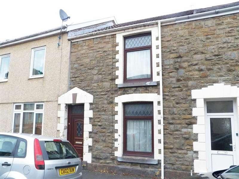 2 Bedrooms Property for sale in Bennett Street, Landore
