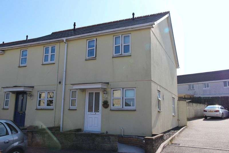 3 Bedrooms House for sale in Clodan Mews, St Columb Road
