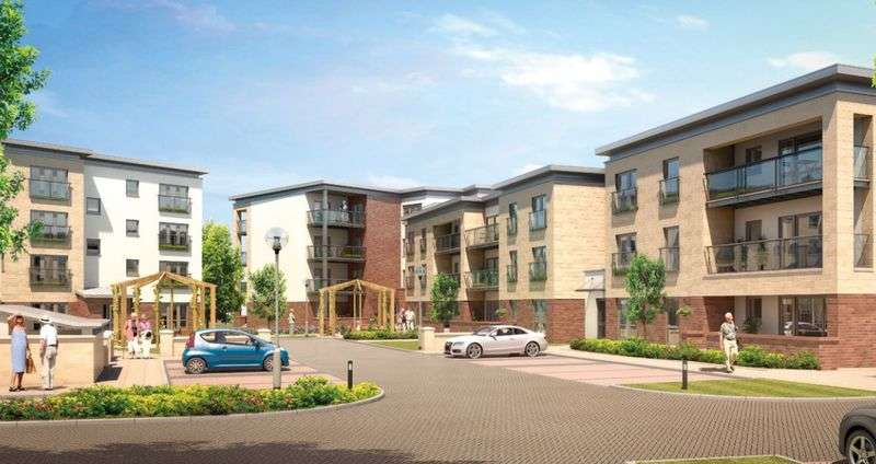 2 Bedrooms Flat for sale in Greenwood GroveStewarton Road, Newton Mearns: BRAND NEW TWO BEDROOM APARTMENTS NOW AVAILABLE