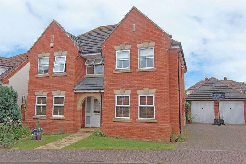 4 Bedrooms Detached House for sale in Millers Close, Rippingale
