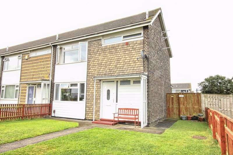 3 Bedrooms Bungalow for sale in Kilbride Close, Thornaby