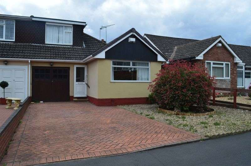4 Bedrooms Semi Detached Bungalow for sale in Andrew Road, West Bromwich