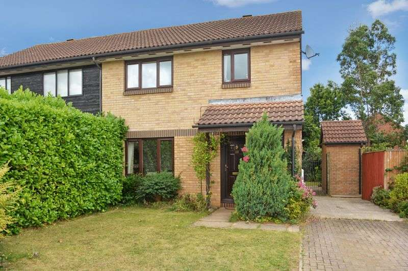 3 Bedrooms Semi Detached House for sale in Wilson Way, Bicester