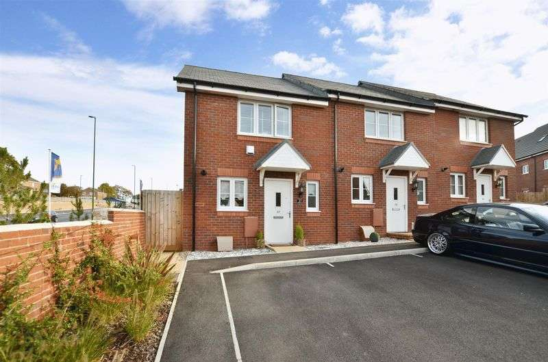 2 Bedrooms House for sale in Mimosa Way, Paignton