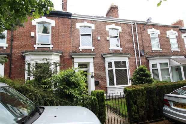 4 Bedrooms Terraced House for sale in Broxbourne Terrace, Sunderland, Tyne And Wear, SR4 7DT