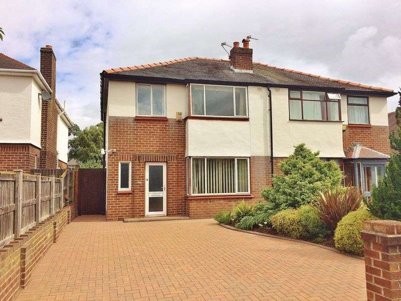 3 Bedrooms Semi Detached House for sale in Salford Road, Ainsdale