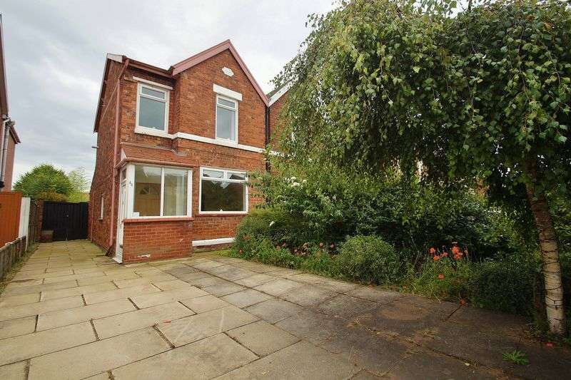 3 Bedrooms Semi Detached House for sale in Heysham Road, Southport