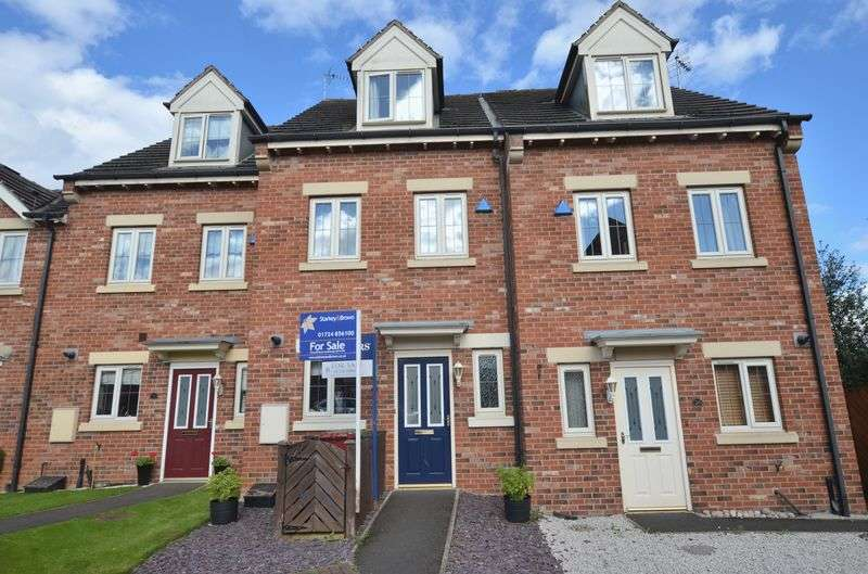3 Bedrooms Terraced House for sale in Mulberry Gardens, Scunthorpe