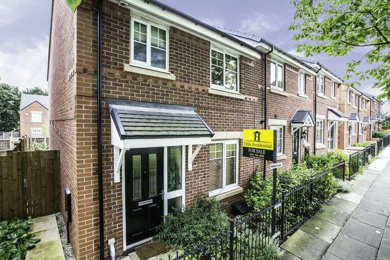 3 Bedrooms House for sale in Hospital Road, Swinton