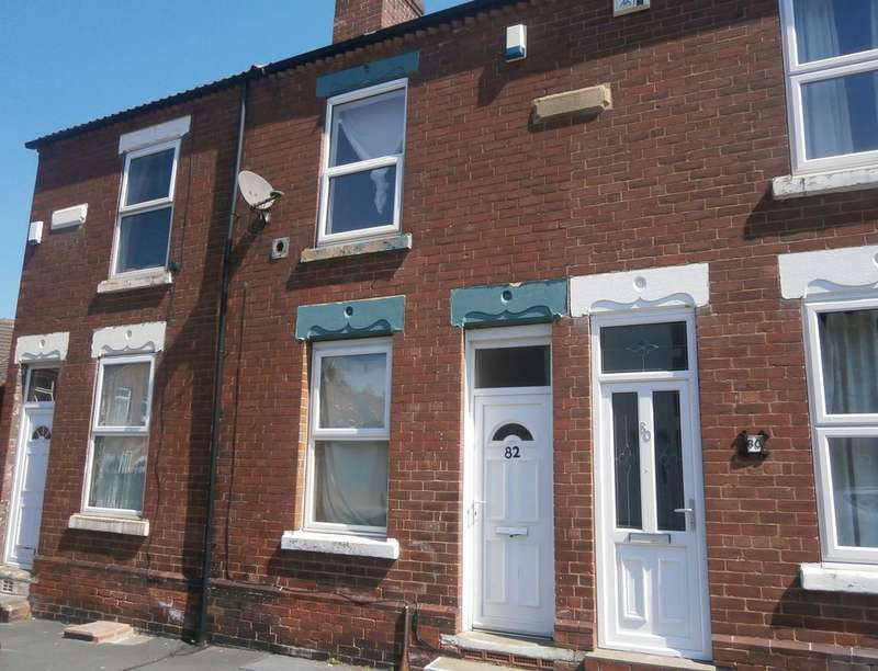 2 Bedrooms Property for sale in Alexandra Road, Balby, Doncaster, DN4