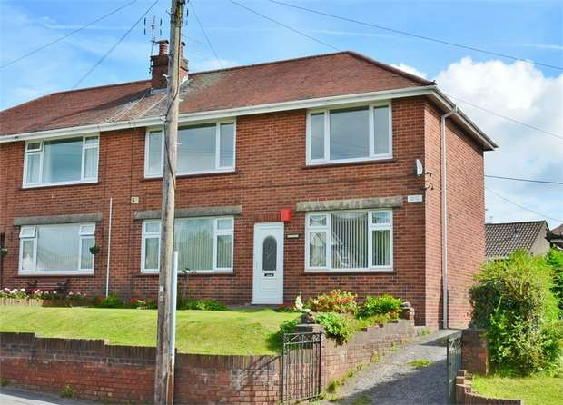 2 Bedrooms Flat for sale in Brynhyfryd, CAERPHILLY