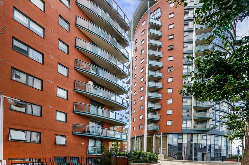 2 Bedrooms Flat for sale in Galaxy Building, Isle Of Dogs, E14