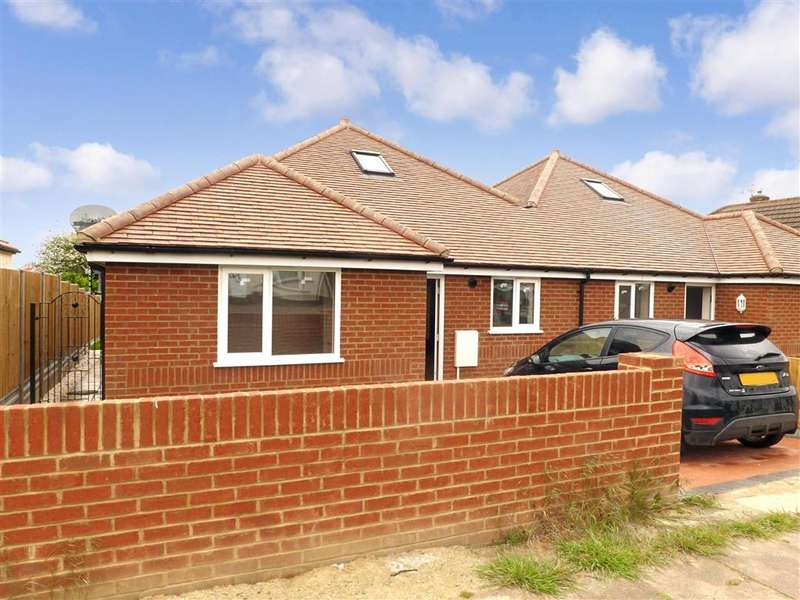 2 Bedrooms Semi Detached Bungalow for sale in Osborne Gardens, Herne Bay, Kent