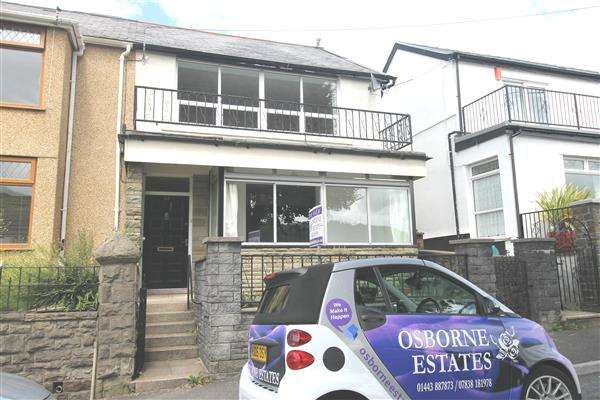3 Bedrooms Semi Detached House for sale in Bodringallt Terrace, Ystrad, Pentre