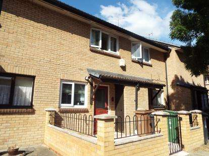 2 Bedrooms Terraced House for sale in Wiseman Road, London