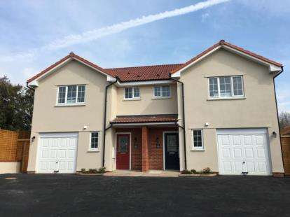 3 Bedrooms End Of Terrace House for sale in Norton Fitzwarren, Taunton, Somerset