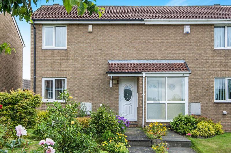 1 Bedroom Semi Detached House for sale in Rosedale, Wallsend, NE28