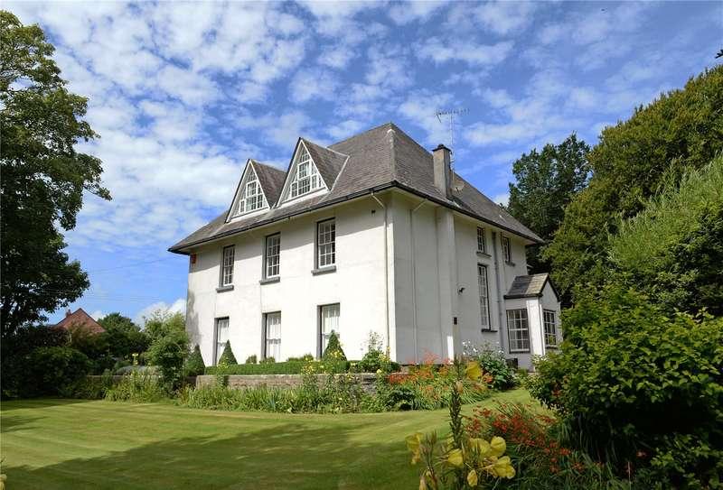 5 Bedrooms Detached House for sale in Glenowen, Mastlebridge, Milford Haven, Pembrokeshire