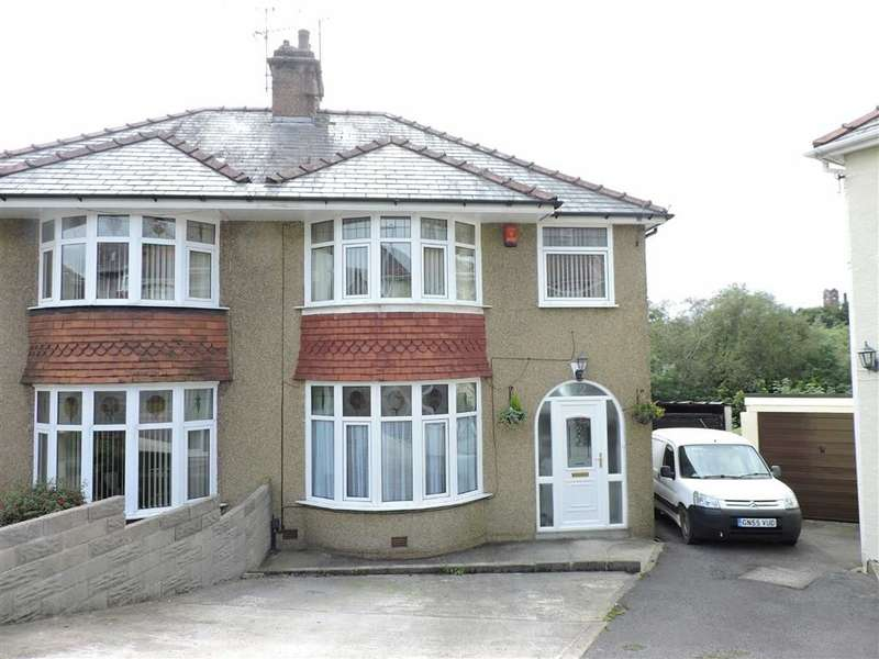 3 Bedrooms Property for sale in Lon Pen Y Coed, Cockett