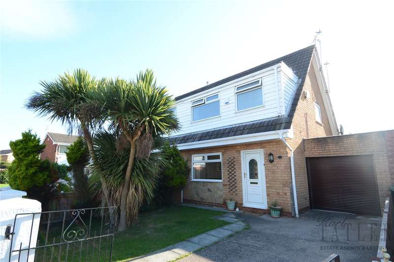 3 Bedrooms Semi Detached House for sale in Rake Hey Close, Moreton, Wirral
