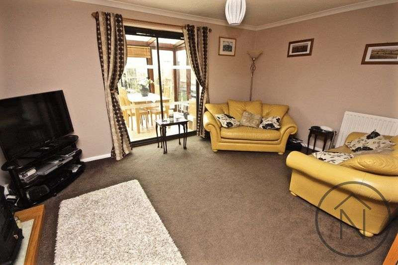 3 Bedrooms Terraced House for sale in Heatherburn Court, Newton Aycliffe
