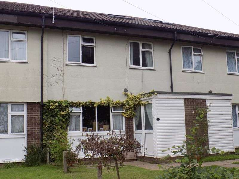 3 Bedrooms Terraced House for sale in Hornbeam Close, Gorleston, Great Yarmouth
