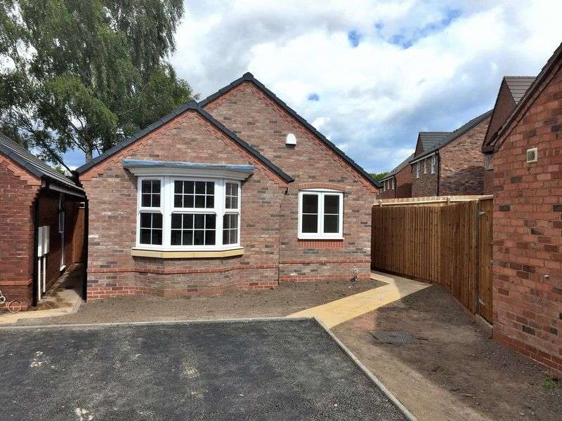 2 Bedrooms Detached Bungalow for sale in Plot 6 The Greyhound, Swindon