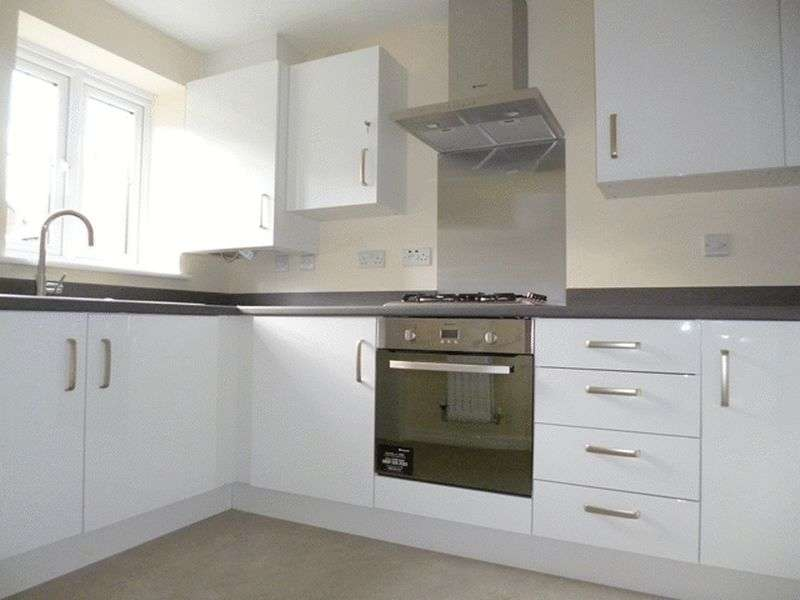 2 Bedrooms Terraced House for sale in Saxon Lea, Sandbach