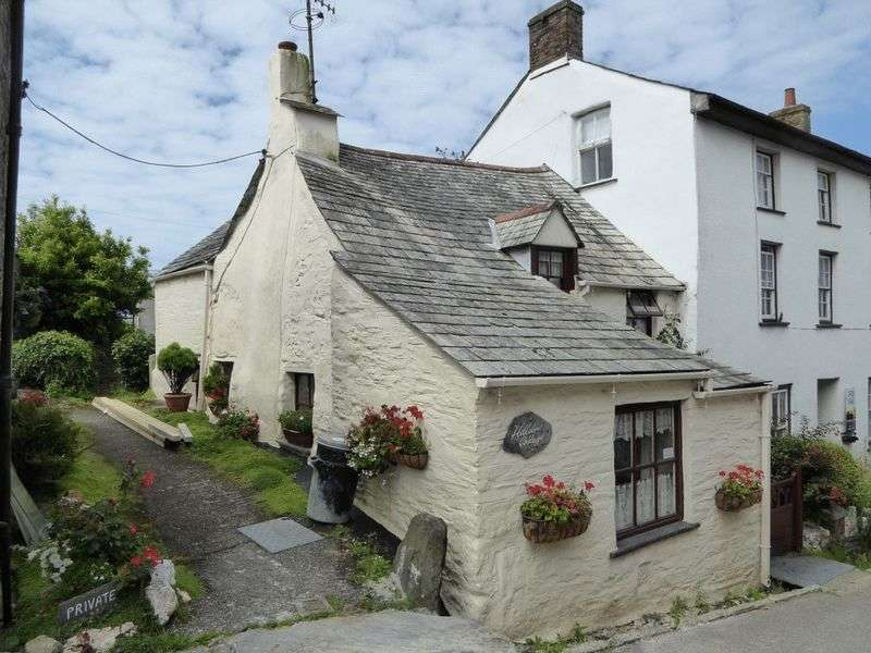 3 Bedrooms Cottage House for sale in High Street, Boscastle
